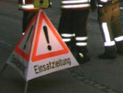 Die Feuerwehren Sennwald, Buchs und Gams konnten den Brand rasch löschen. (Symbolbild)