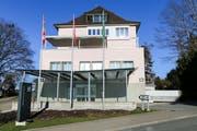 Auch beim Spital Rorschach will der Verwaltungsrat den Rotstift ansetzen.