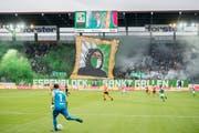 Spielstätte des FC St.Gallen und Ort positiver wie negativer Emotionen: Der Kybunpark. (Urs Bucher)