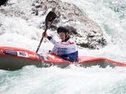 Melanie Mathys auf ihrem Weg zu WM-Bronze (Bild: KEYSTONE/ALEXANDRA WEY)