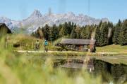 Biken, Wandern, Klettern: 95 Prozent der Gäste reisen deswegen ins Montafon. Bild: Daniel Zangerl/Montafon Tourismus GmbH, Schruns
