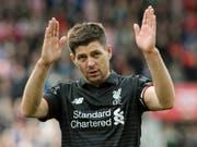 Steven Gerrard wird neuer Trainer der Glasgow Rangers (Bild: KEYSTONE/AP/RUI VIEIRA)
