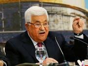 Der 83-jährige Mahmud Abbas ist als Vorsitzender des PLO-Exekutivkomitees bestätigt worden. (Bild: KEYSTONE/AP/MAJDI MOHAMMED)