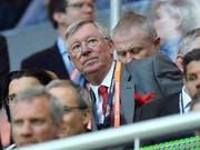 Alex Ferguson gewann als Trainer von Manchester United 38 Trophäen (Bild: KEYSTONE/AP/MARTIN MEISSNER)