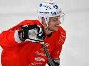 Sven Andrighetto wird am Dienstag wieder auflaufen (Bild: KEYSTONE/WALTER BIERI)