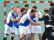 GC Amicitia Zürich schafft im letzten Saisonspiel den Ligaerhalt (Bild: Hompage GC Amicitia Zürich)