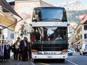 2017 hat die Auto AG Uri die Konzession für den Tellbus erhalten und kann dadurch das Geschäftsvolumen im regionalen konzessionierten Personenverkehr markant ausbauen. (Bild: Auto AG Uri)