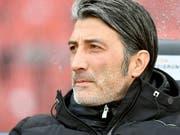 Die Sperre gegen Murat Yakin wurde auf zwei Spiele reduziert (Bild: KEYSTONE/WALTER BIERI)