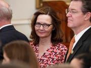 US-Präsident Donald Trump will sie als neue Chefin des Auslandsgeheimdienstes CIA: die bisherige Vizedirektorin der Behörde, Gina Haspel. (Bild: KEYSTONE/EPA/SHAWN THEW)