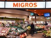 Das Ostergeschäft verhalf dem Detailhandel Anfang Jahr zu Schub. (Symbolbild) (Bild: KEYSTONE/MELANIE DUCHENE)