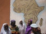 Die Staatsverschuldung afrikanischer Länder steigt weiter an, trotz Wirtschaftswachstum. (Bild: KEYSTONE/AP/SCHALK VAN ZUYDAM)