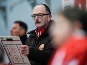Dave Lewis ist seinen Job als weissrussischer Nationaltrainer los (Bild: KEYSTONE/GIAN EHRENZELLER)