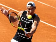Rafael Nadal tritt nächsten Monat am Wimbledon-Vorbereitungsturnier in Queen's an (Bild: KEYSTONE/EPA EFE/MARISCAL)