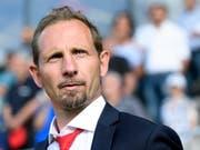 Der Vertrag mit U21-Coach Mauro Lustrinelli wurde verlängert (Bild: KEYSTONE/ANTHONY ANEX)
