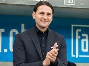 Luzerns bisheriger Trainer Gerardo Seoane übernimmt per sofort den Trainerposten bei Meister YB (Bild: KEYSTONE/ALEXANDRA WEY)