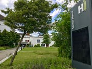 Das Spital Flawil gehört zur Spitalregion St.Gallen und bietet medizinische Grundversorgung für die Bevölkerung des Fürstenlandes und unteren Toggenburgs. (Bild: Andrea Häusler)