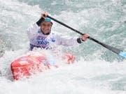 Sabine Eichenberger gewinnt zum Ende ihrer Karriere nochmals eine Bronzemedaille (Bild: KEYSTONE/ALEXANDRA WEY)