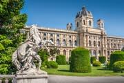 Von Vorarlberg aus gesehen ist Wien gleich weit weg wie Paris. (Bild. fotolia)