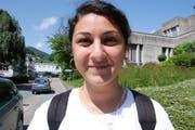 Jasmin Abdel-Rehim, Wattwil (Bild: Emilie Jörgensen)
