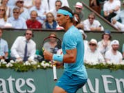 Rafael Nadal war in Paris einmal mehr nicht zu stoppen (Bild: KEYSTONE/AP/MICHEL EULER)