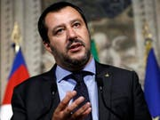 Malta soll mehr Flüchtlinge aufnehmen: der neue italienische Innenminister Matteo Salvini. (Bild: KEYSTONE/AP ANSA/RICCARDO ANTIMIANI)