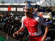 Seit Daniela Ryf 2014 erstmals am Ironman 70.3 in Rapperswil-Jona gestartet ist, hat sie immer gewonnen (Bild: KEYSTONE/FRE132414 AP/MARCO GARCIA)