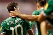 Machten in den letzten Tagen mit Eskapaden von sich reden: die mexikanische Fussballnationalmannschaft.