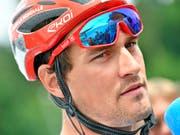 Silvan Dillier freut sich auf die 3. Etappe, die in seinen Heimatkanton Aargau führt (Bild: KEYSTONE/WALTER BIERI)