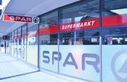 Spar Schweiz will Schritt für Schritt alle Supermärkte auf Vordermann bringen. (Bild: PD)