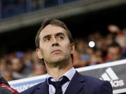 Julen Lopetegui wird nach der WM Trainer von Real Madrid (Bild: KEYSTONE/AP/MIGUEL MORENATTI)