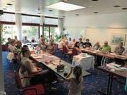 Die Generalversammlung des Tierschutzvereins fand vergangenen Samstag statt. (Bild: PD)