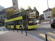 PostAuto Liechtenstein betreibt im Auftrag der «LIEmobil» auf 14 Buslinien den öffentlichen Verkehr in Liechtenstein und zudem auch Schülertransporte. (Bild: PD)