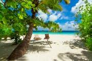Das «Floating Island Project» soll Platz für 300 Häuser bieten. Das Besondere an dieser Offshore-Insel ist, dass sie eine eigene Kryptowährung besitzt und keiner nationalen Gesetzgebung unterworfen ist. (Bild: Sylvi Mauersberger)