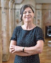 Endlich wieder einmal eine Frau als Kantonsratspräsidentin: Imelda Stadler (FDP). (Bild: Urs Bucher)