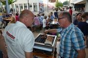 Der Redaktionswagen war 2015 letztmals in Heerbrugg. (Bild: vdl)