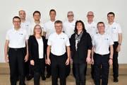 Das ganze Organisationskomitee auf einen Blick (Bild: zVg)