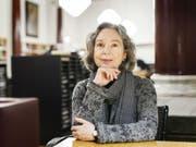 Ulla Hahn - hier 2015 im Literaturhaus Zürich - hat den hochdotierten Greve-Literaturpreis erhalten. (Bild: Keystone/CHRISTIAN BEUTLER)