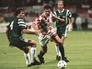Zvonimir Boban blieb dem Fussball auch nach seiner Aktivkarriere erhalten (Bild: KEYSTONE/EPA/ANTONIO BAT)