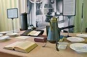 Neue Kochbücher erscheinen heute fast täglich. Sie sind das Resultat einer Entwicklung, die im letzten Drittel des 19. Jahrhunderts eingesetzt hat. Mehr dazu in der aktuellen Ausstellung im Museum Herisau. (Bild: Roger Fuchs)