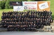Der Unihockey Club Nesslau Sharks feiert dieses Wochenende sein 25-jähriges Bestehen. (Bild: PD)