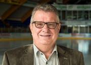 Richard Stäheli, langjähriger Präsident der «Pikes». (Bild: Reto Martin)