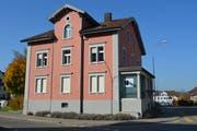 Die Liegenschaft an der Henauerstrasse 20 befindet sich in Niederuzwils Kernzone. (Bild: Andrea Häusler)