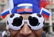In den kommenden vier Wochen dreht sich in Russland fast alles um den Fussball. (Bild: Key/EPA FACUNDO ARRIZABALAGA)