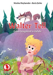 Das Cover des neuen Buchs. (Bild: PD)