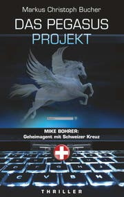 Markus C. Bucher: Das Pegasus-Projekt. Books On Demand, 284 S., Fr. 22.–.