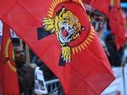 Das Bundesstrafgericht hat im Tamil-Tigers-Prozess die Urteile für 13 Angeklagte eröffnet. Es sind fünf Freisprüche und ansonsten bedingte Freiheitsstrafen. (Bild: KEYSTONE/TI-PRESS/ALESSANDRO CRINARI)