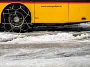 Postauto steht im Verdacht, mit Gewinnen aus dem Regionalverkehr den Ortsverkehr quersubventioniert zu haben. (Bild: KEYSTONE/TI-PRESS/GABRIELE PUTZU)