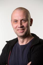 Steve Stiehler ist Professor und Dozent für Soziale Arbeit an der Fachhochschule St.Gallen. (Bild: PD)