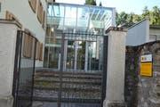 Im Gerichtsgebäude in Altdorf fiel am Donnerstag der Entscheid. (Bild: urh)