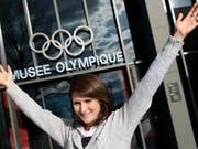 Die früher erfolgreiche Fechterin Sophie Lamon-Fernandez verlässt Swiss Fencing (Bild: KEYSTONE/LAURENT GILLIERON)